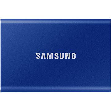 Samsung Portable SSD T7 2TB modrý (MU-PC2T0H/WW)