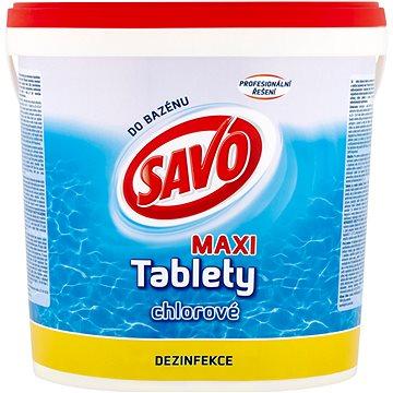 SAVO Chlorové tablety MAXI 4,6 kg (67200267)