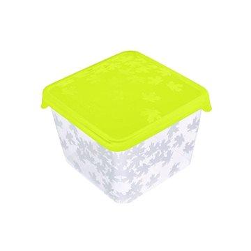 Branq Dóza na potraviny Rukkola 0,75l - čtverec vysoký (P1121)
