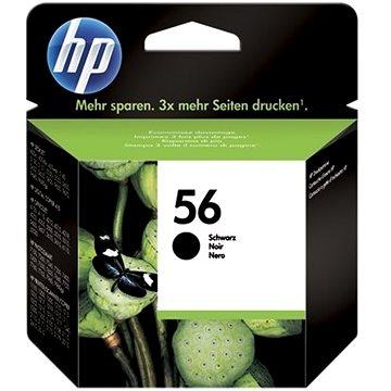 HP C6656AE č. 56 černá (C6656AE)