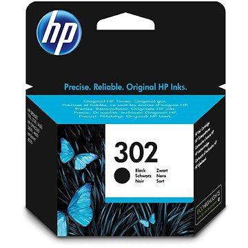 HP F6U66AE č. 302 černá (F6U66AE)