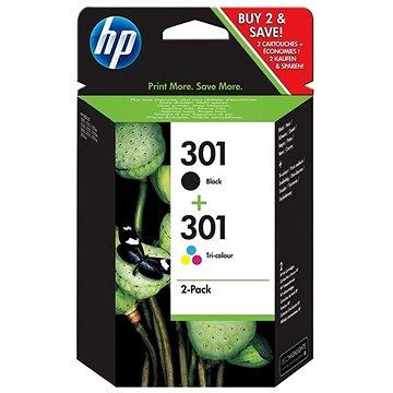 HP N9J72AE č. 301 multipack (N9J72AE)