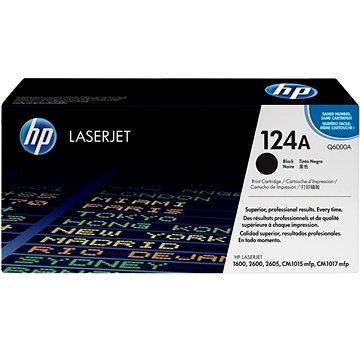 HP Q6000A č. 124A černý (Q6000A)