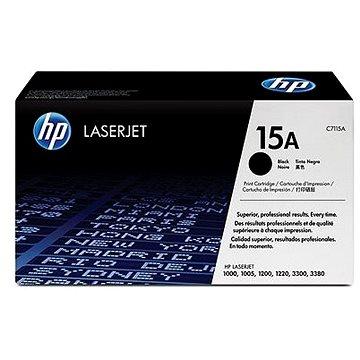 HP C7115A č. 15A černý (C7115A)