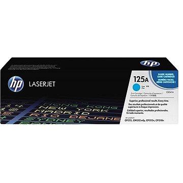 HP CB541A č. 125A azurový (CB541A)