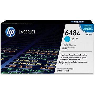 HP CE261A azurový (CE261A)