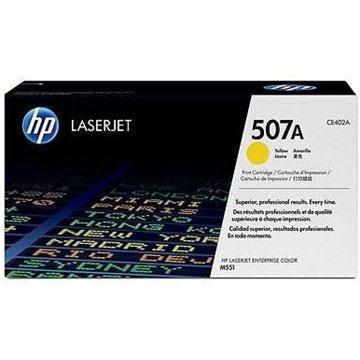 HP CE402A č. 507A žlutý (CE402A)