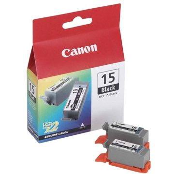 Canon BCI15B černá (8190A002)