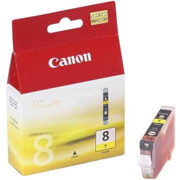 Canon CLI-8Y žlutá (0623B001)