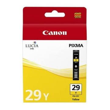 Canon PGI-29Y žlutá (4875B001)