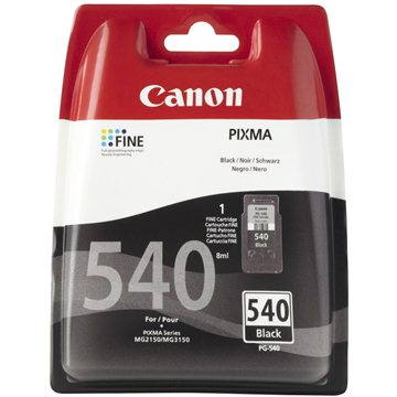 Canon PG-540 černá (5225B004)