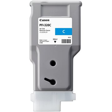 Canon PFI-320C azurová (2891C001)