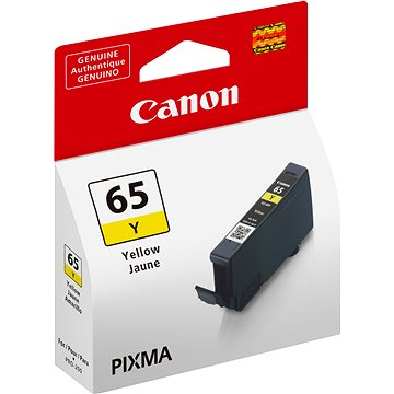 Canon CLI-65Y žlutá (4218C001)