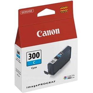 Canon PFI-300C azurová (4194C001)
