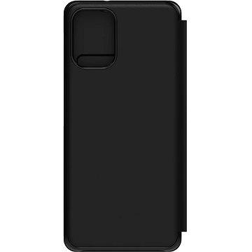 Samsung Flipové pouzdro pro Galaxy A02s černé (GP-FWA025AMABW)