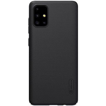 Nillkin Frosted Zadní Kryt pro Samsung Galaxy A71 Black (6902048194472)