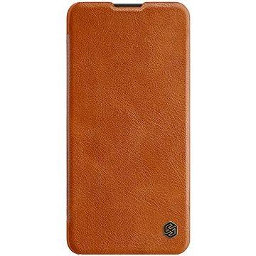 Nillkin Qin pro Huawei P40 Brown (6902048195790)