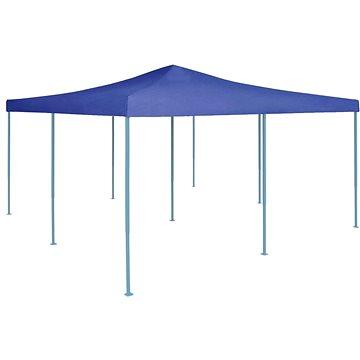 Skládací altán 5 x 5 m modrý (48901)