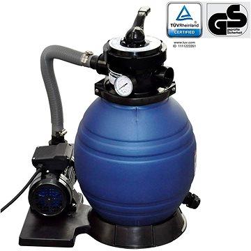 Písková filtrace s čerpadlem 400 W 11 000 l/h (90291)
