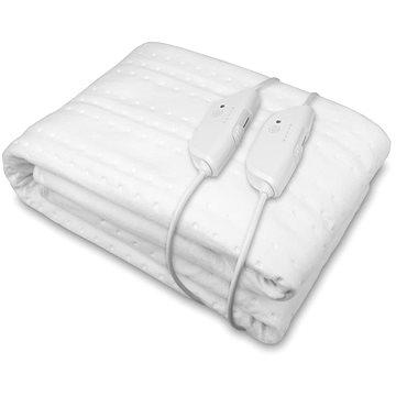 Medisana Vyhřívaná podložka do postele Maxi HU 676 1,6 × 1,5 m bílá