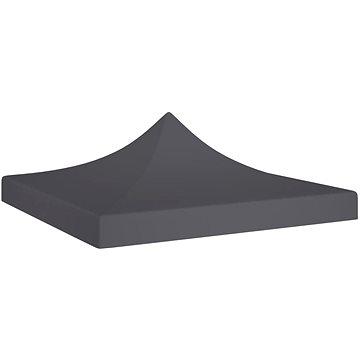 Střecha k party stanu 2 x 2 m antracitová 270 g/m2 (315338)