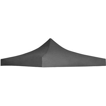 Střecha k party stanu 3 x 3 m antracitová (44985)