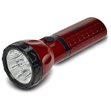 Solight nabíjecí LED svítilna červeno-černá (8592718000677)