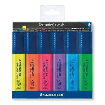 STAEDTLER Textsurfer classic 364, 6ks (364 WP6)