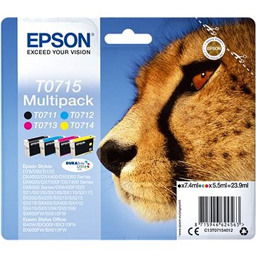 Epson T0715 multipack (C13T07154012)