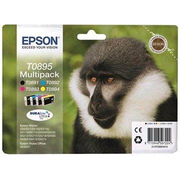 Epson T0895 multipack (C13T08954010)