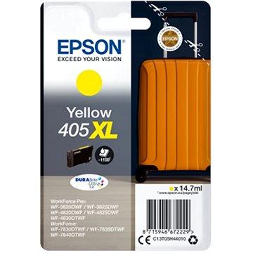 Epson 405XL žlutá (C13T05H44010)