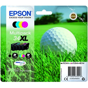 Epson T34XL Multipack (C13T34764010)