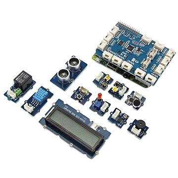 Seeed Studio GrovePi+ Starter Kit for Raspberry Pi (110060161)