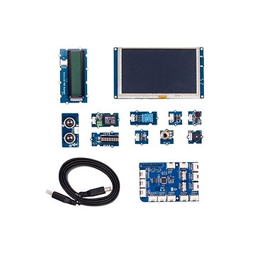 Seeed Studio Grove Starter Kit for IoT based on Raspberry Pi (110060482)