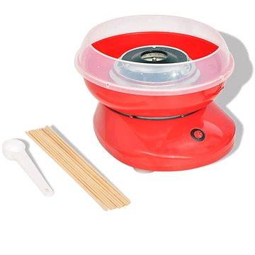 SHUMEE Stroj na cukrovou vatu 480 W červený (8718475508588)
