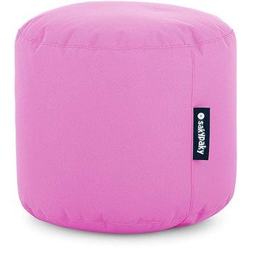 Sedací vak Taburet růžový (8595653200157)