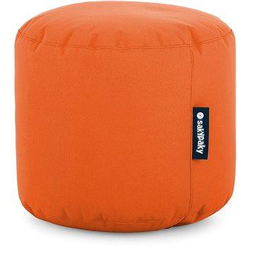 Sedací vak Taburet oranžový (8595653200171)
