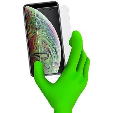 Instalace ochranné folie nebo skla (mobilní telefon)