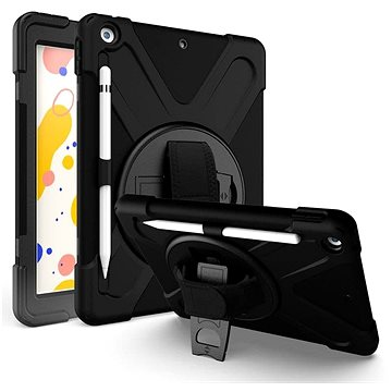 4smarts Rugged Case Grip for Apple iPad Air 3 & iPad Pro 10.5 black (467802)