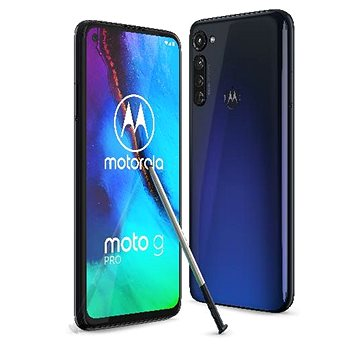 Motorola Moto G Pro Dual SIM modrá (PAK00004PL)