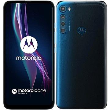 Motorola One Fusion+ modrá (PAJW0004PL)