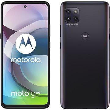 Motorola Moto G 5G 128GB šedá (PALM0008PL)