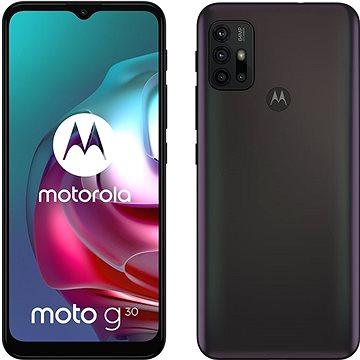 Motorola Moto G30 černá (PAML0022PL)
