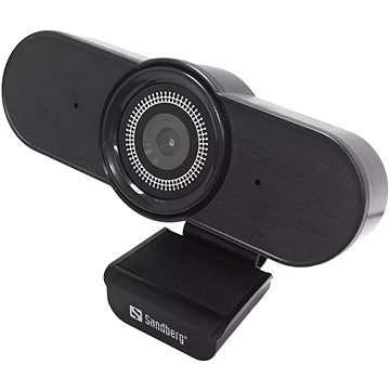 Sandberg USB AutoWide Webcam 1080P HD, černá (134-20)