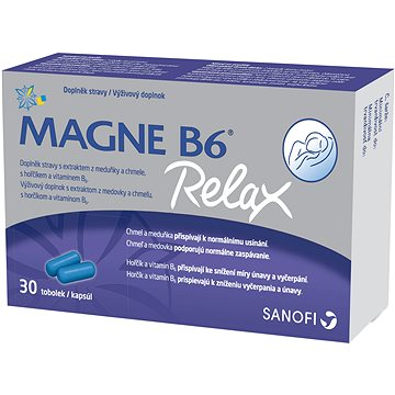 Sanofi Magne B6® Relax 30 ks (2982529)