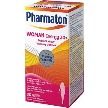 PHARMATON WOMAN ENERGY 30+ tbl. 30 (3968956)