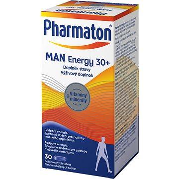 PHARMATON MAN ENERGY 30+ tbl. 30 (3968964)