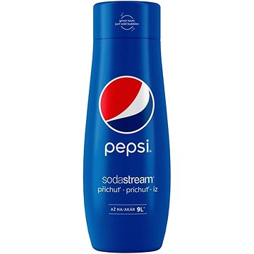 Sodastream Příchuť PEPSI 440 ml ( Příchuť PEPSI 440 ml )