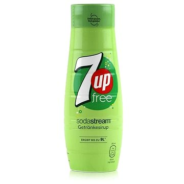 Sodastream Příchuť 7UP FREE 440 ml ( Příchuť 7UP FREE 440 ml )