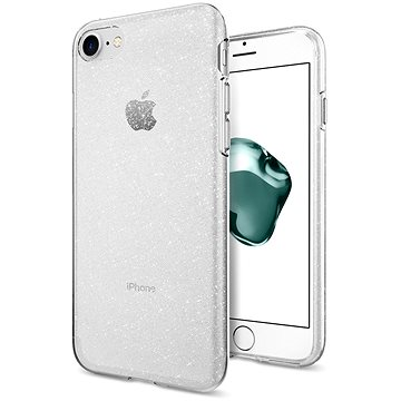 Spigen Liquid Crystal Glitter Crystal Quartz iPhone 7/8 (042CS21760)